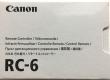 Canon télécommande RC6 Infrarouge