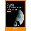 Livre Eyrolles l'astronome débutant